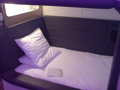Very comfy cabin bed