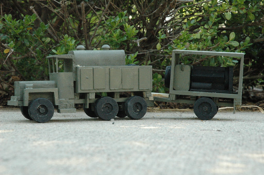Little Green Army Men Corps of Engineers Vehicles 006