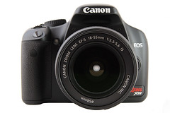 Canon XSi - Front