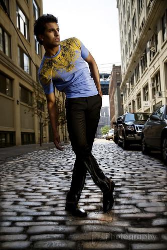 Model:  Rick NYC