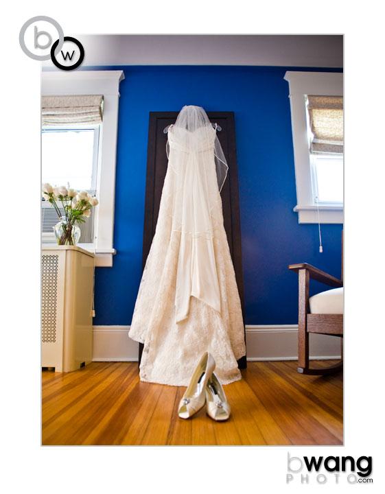 Cassie's dress