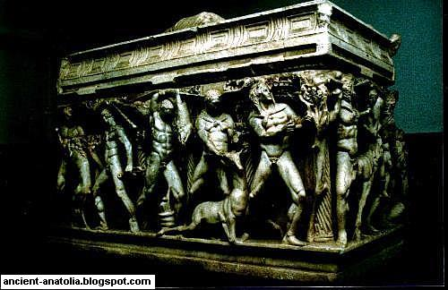 Heracles Tomb at Konya