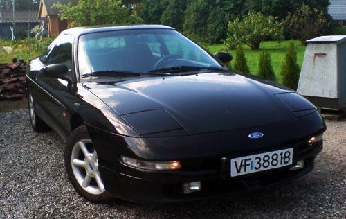 Foto de un Ford Probe GT (1993)