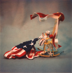 "Disneyland ""America On Parade"" Scale Model"