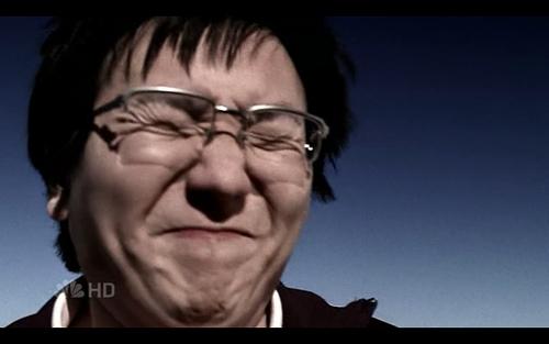 Hiro Nakamura parando o tempo