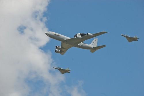 Avord 2008 - AWACS, Mirages par Pierre J.