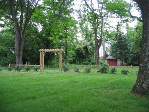 DePew House Garden