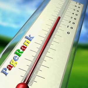 Google Page Rank 3級跳