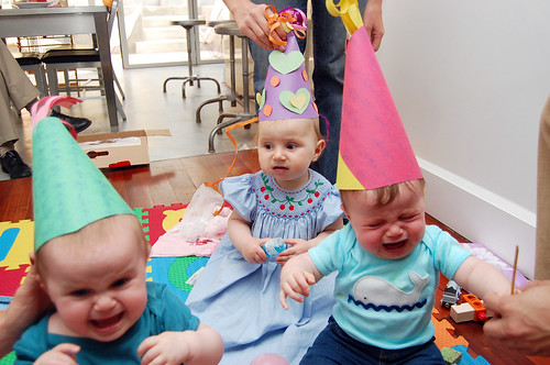 Miel#39;s First Birthday Party: