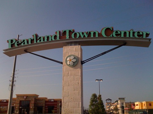 Pearland Town Center by .imelda.