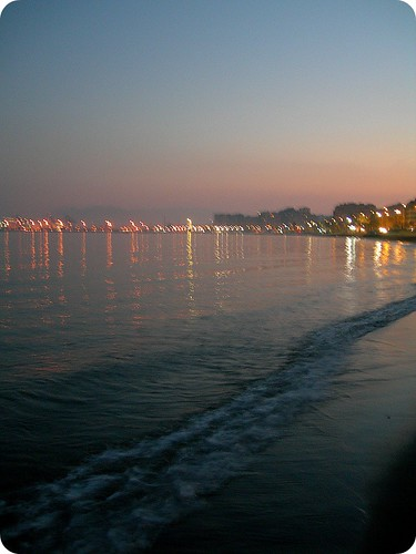 Proyect 365/ Day 40: Night Beach
