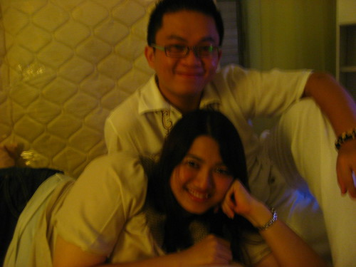 Cheryl & I