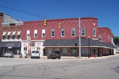 W. D. Corey building