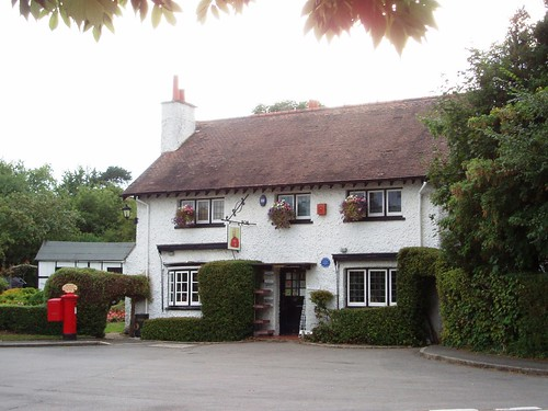 The Lord Roberts (Upper Woodcote CR8), now closed