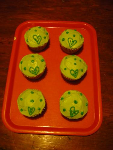 Veganniversairy Cupcakes
