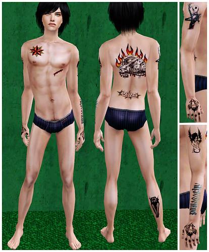 Tattoo Skintone by Martina Cullen.