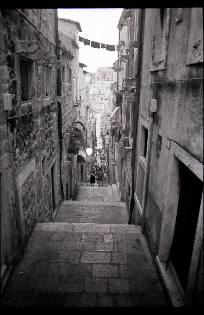 Dubrovnik :: calle Kuniceva