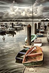 Botes (Fernando Rey) Tags: sea sky port boats puerto mar cielo barcas soe astillero