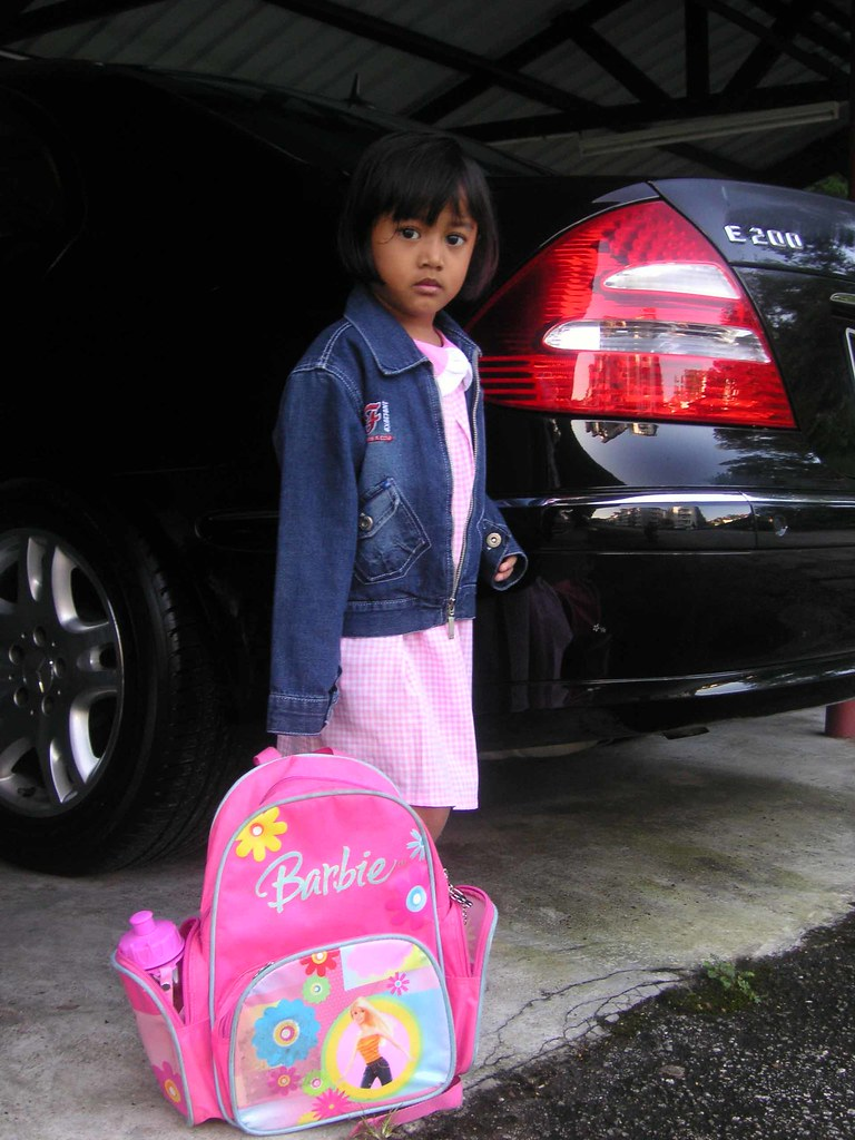 alya goin 2 school