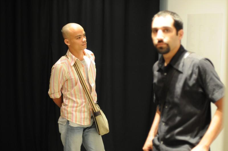 Dan (left)