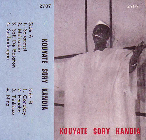 Kouyate Sory Kandia