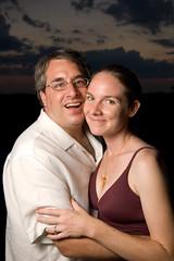Greg and Tara