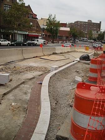 Expanded Sidewalk