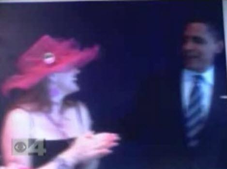 code pink-obama