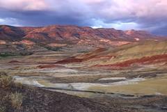 Painted Hills 1 (p medved) Tags: nature oregon landscape desert paintedhills johnday