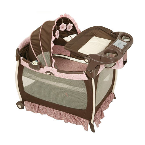 Graco Pack 'n Play Portable Playard - Cherry Blossom