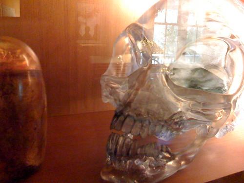 Shiva lingam stone from TOD and Crystal Skull