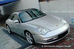 Porsche 996 Targa (AbsoluteGloss) Tags: porsche targa 996 detailing
