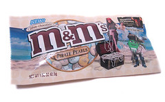 M&Ms Pirate Pearls Package