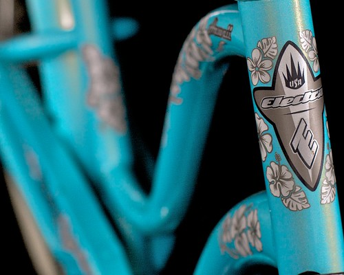 Girls Blue Hawaii Electra Bike