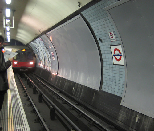 Film Ads Coming to King's Cross Tube