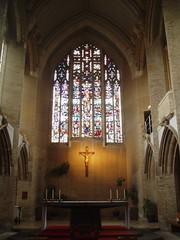 Sanctuary (Aidan McRae Thomson) Tags: church birmingham interior artscrafts sparkbrook stagatha bidlake