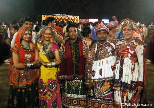 Dandiya Group 1