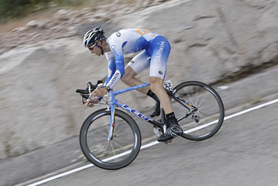 Chihuahua stage 4 time trial: Donald 10th on stage 9th overall; Peterson 4th overall, Best Young