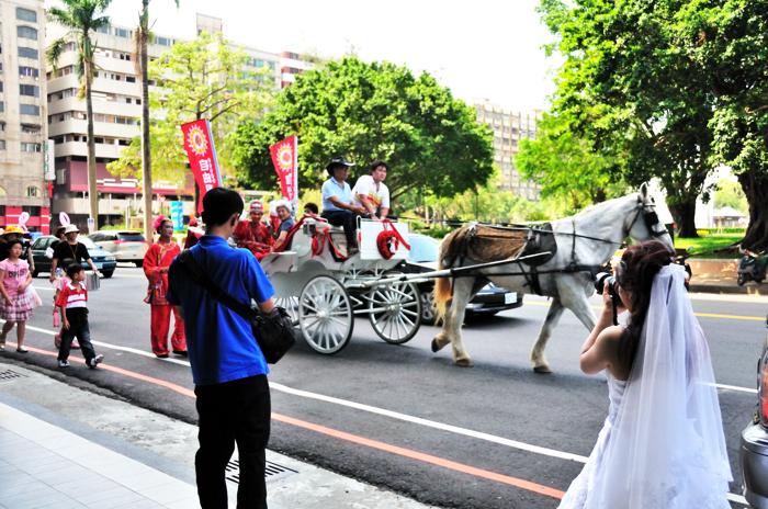 新娘拍新娘