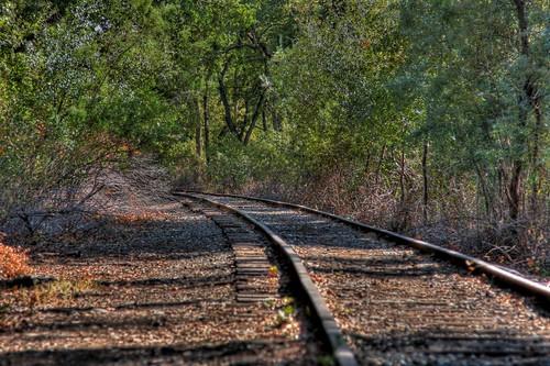 Railroad Tracks 2