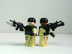 Delta Force (Dunechaser) Tags: lego delta prototype weapon accessories minifig minifigs custom grenade m4 weapons launcher prototypes carbine specialforces m203 accessory deltaforce specops brickarms