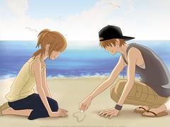 ~ (fannyNOfunny.) Tags: anime ga ita yano nanachan bokura