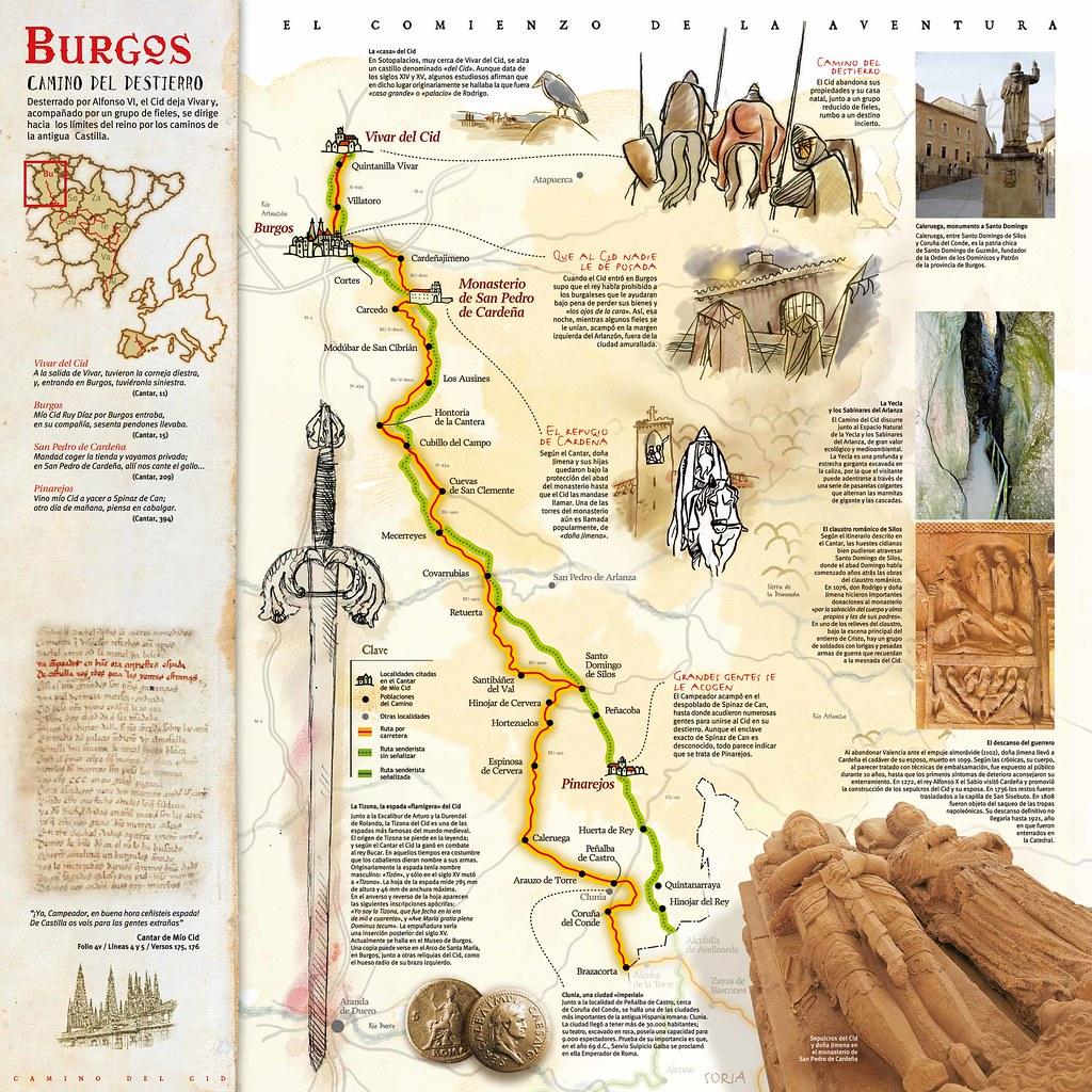 Camino de Cid, Burgos (1 de 8)