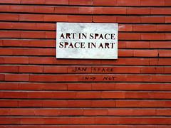 Art in Space Space in Art