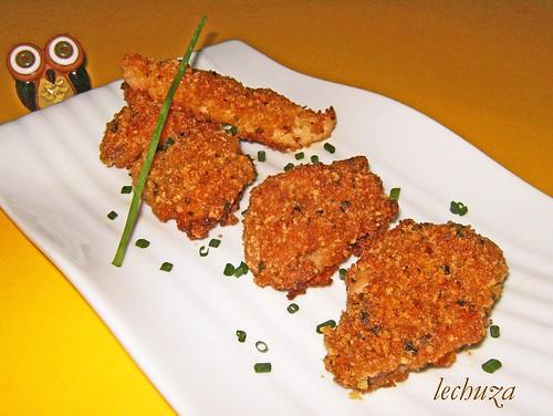 Pollo parmesano-fuente diag.