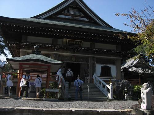 八坂寺本堂