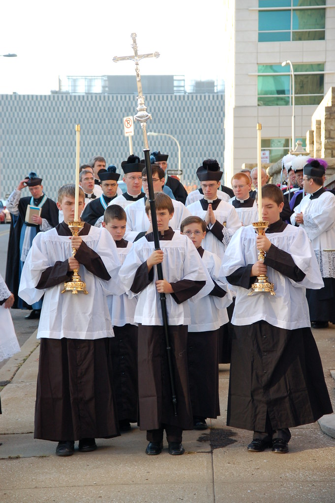 Consecration of Old St. Pat's 090