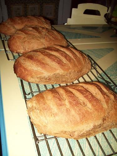 Rye Bread, Ready to eat