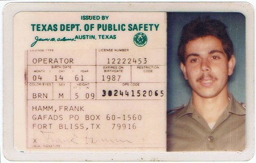 Dudo kemol my texas driver s license texas driver s license papers drivers license sciox Choice Image