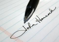 Signature (Hammer51012) Tags: macro pen signature olympus sp550uz